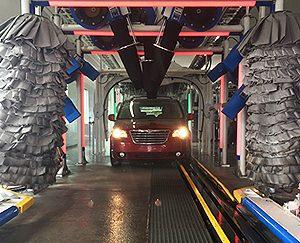 car wash tunnel system installations